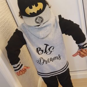 Veste enfant BIG DREAMS