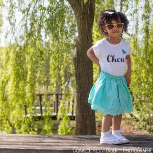 "Tee-shirt ENFANT ""Chou"""
