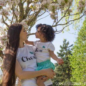 Tee-shirt BIO > FEMME «Chou»