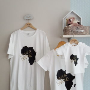 "Tee-shirt HOMME ""Couleur Ébène"""