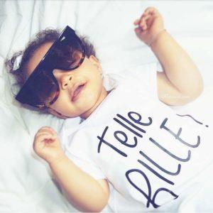 Tee-shirt ENFANT «Telle fille» ou «Tel fils»