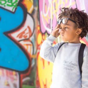 Sweat-shirt, enfant «Petit écolier(e)»