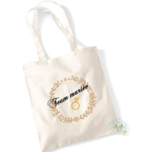 Tote bag Events Sweet Mariage