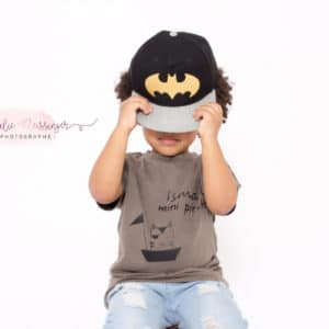 ☆NEW CO☆ Tee-shirt enfant manches courtes « mini pirate »