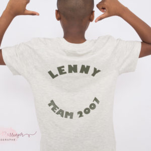 Tee-shirt ENFANT Team