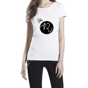 Tee-shirt adulte «Ya R»
