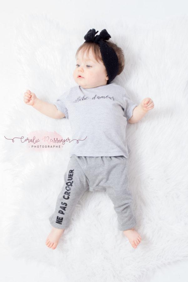ensemble bébé coton biologique