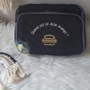 Lunch box DISPONIBLE DE SUITE