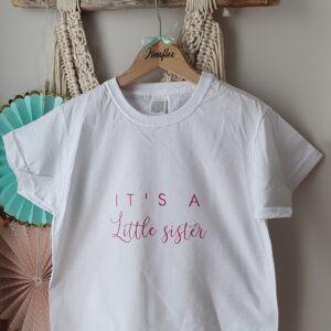 Tee shirt enfant Annonce sexe bébé (duo dispo avec modèle adulte)