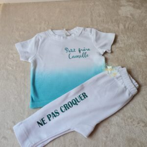 NEW Tee-shirt baby personnalisable